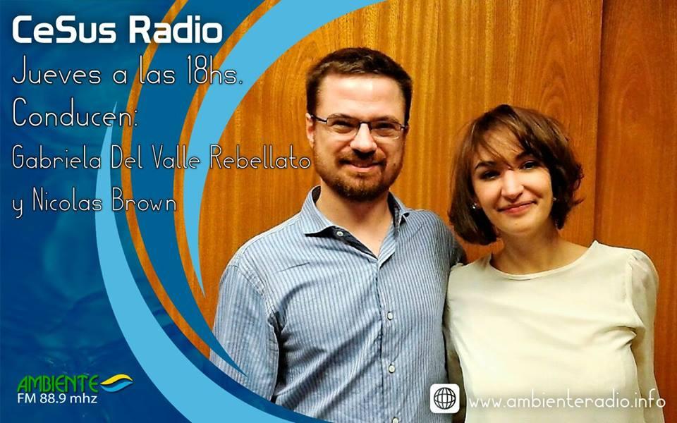 Nuevo espacio ¡CeSus Radio!