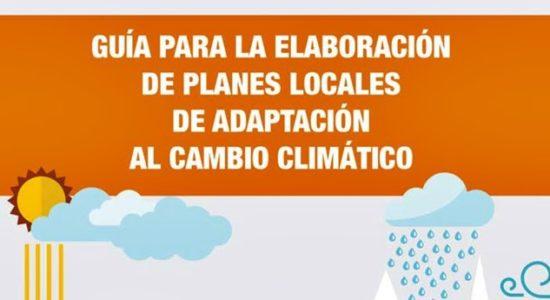 Guía para la elaboración de planes locales de adaptación al cambio climático (España)