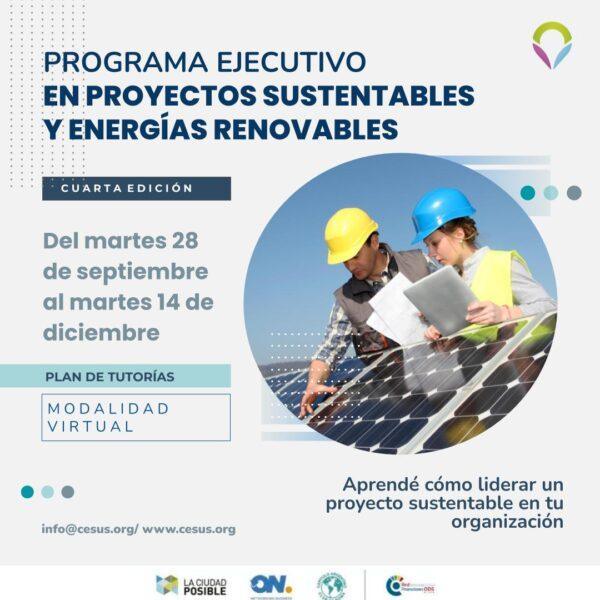 Flyers programa ejec. en proyectos sustentables ok